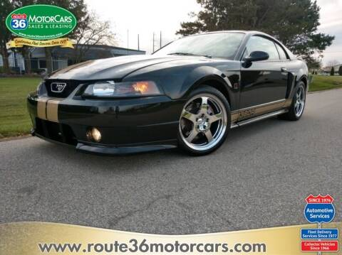 2003 Ford Mustang for sale at ROUTE 36 MOTORCARS in Dublin OH