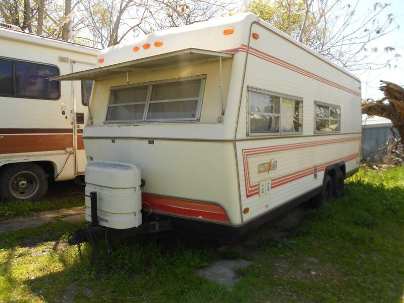 1983 ALUM-LITE 21' for sale at Mountain Auto in Jackson CA