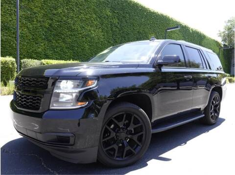 2017 Chevrolet Tahoe for sale at BAY AREA CAR SALES in San Jose CA