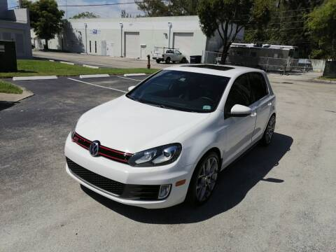 2013 Volkswagen GTI for sale at Best Price Car Dealer in Hallandale Beach FL