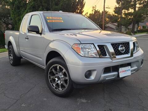 2017 Nissan Frontier for sale at CAR CITY SALES in La Crescenta CA