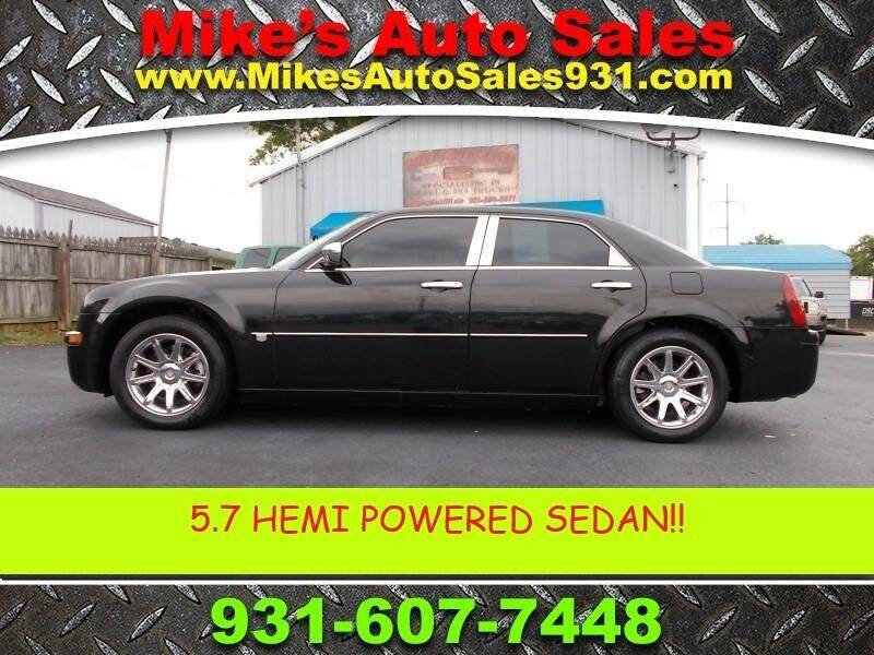 2006 Chrysler 300 for sale at Mike's Auto Sales in Shelbyville TN
