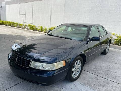 2003 Cadillac Seville for sale at Auto Beast in Fort Lauderdale FL