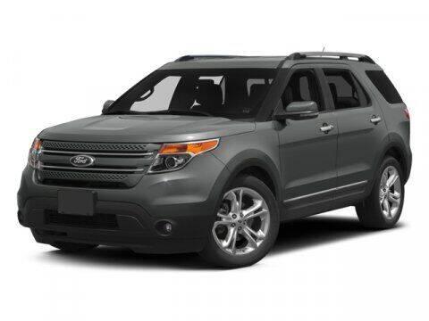2014 Ford Explorer for sale at Scott Evans Nissan in Carrollton GA