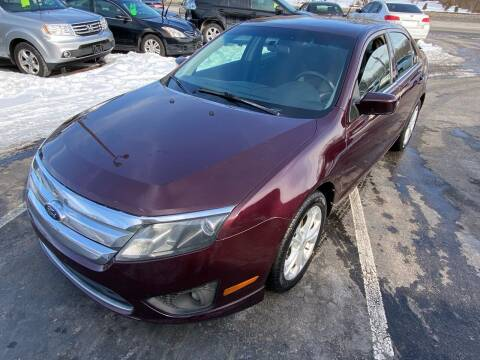 2012 Ford Fusion for sale at Auto Choice in Belton MO