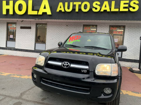 2005 Toyota Sequoia for sale at HOLA AUTO SALES CHAMBLEE- BUY HERE PAY HERE - in Atlanta GA
