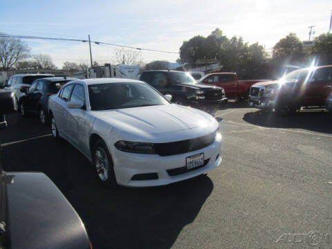 2019 Dodge Charger for sale at Guy Strohmeiers Auto Center in Lakeport CA