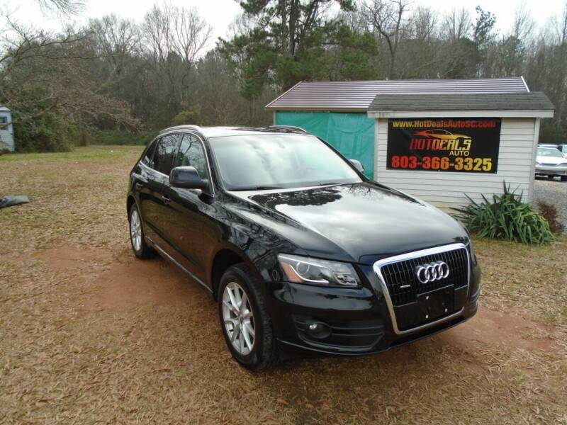 2010 Audi Q5 for sale at Hot Deals Auto LLC in Rock Hill SC