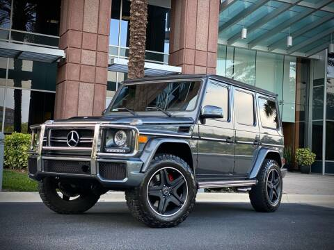 2013 Mercedes-Benz G-Class for sale at FALCON AUTO BROKERS LLC in Orlando FL