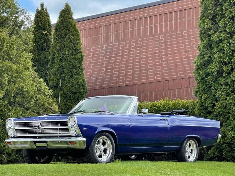1966 Ford Fairlane for sale at Classic Auto Haus in Geneva IL