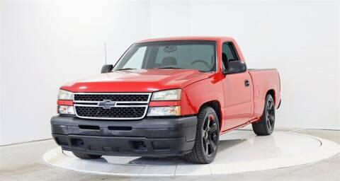 2007 Chevrolet Silverado 1500 Classic for sale at Mershon's World Of Cars Inc in Springfield OH
