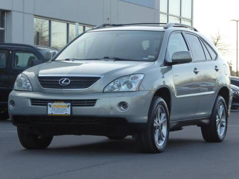 2006 Lexus RX 400h for sale at Loudoun Motor Cars in Chantilly VA