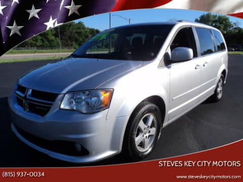 2011 Dodge Grand Caravan for sale at Steves Key City Motors in Kankakee IL