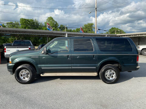 2003 Ford Excursion for sale at Lewis Used Cars in Elizabethton TN