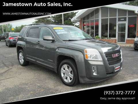 2012 GMC Terrain for sale at Jamestown Auto Sales, Inc. in Xenia OH