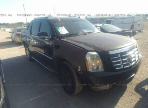 2007 Cadillac Escalade EXT for sale at ELITE MOTOR CARS OF MIAMI in Miami FL