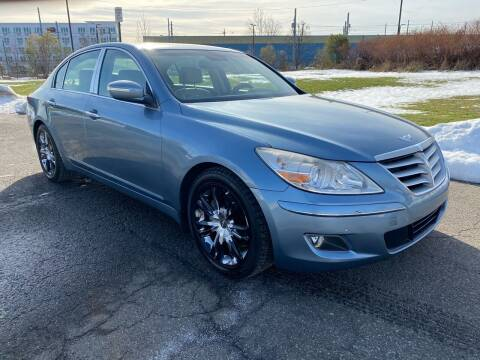 2011 Hyundai Genesis for sale at Pristine Auto Group in Bloomfield NJ