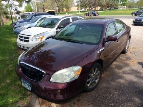 2006 Buick Lucerne for sale at Continental Auto Sales in White Bear Lake MN