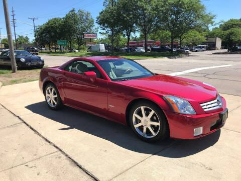 2005 Cadillac XLR for sale at MICHAEL'S AUTO SALES in Mount Clemens MI