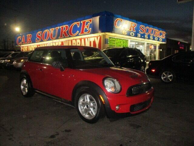 2008 MINI Cooper for sale at CAR SOURCE OKC in Oklahoma City OK