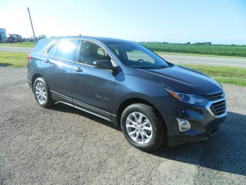 2018 Chevrolet Equinox for sale at Pro Auto Sales in Flanagan IL