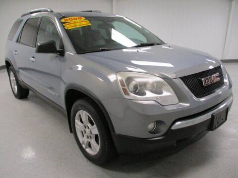 2008 GMC Acadia for sale at Sports & Luxury Auto in Blue Springs MO