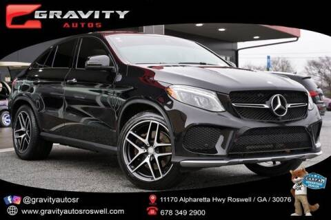 2016 Mercedes-Benz GLE for sale at Gravity Autos Roswell in Roswell GA