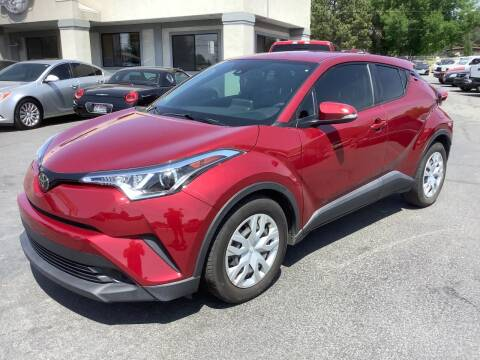 2019 Toyota C-HR for sale at Beutler Auto Sales in Clearfield UT