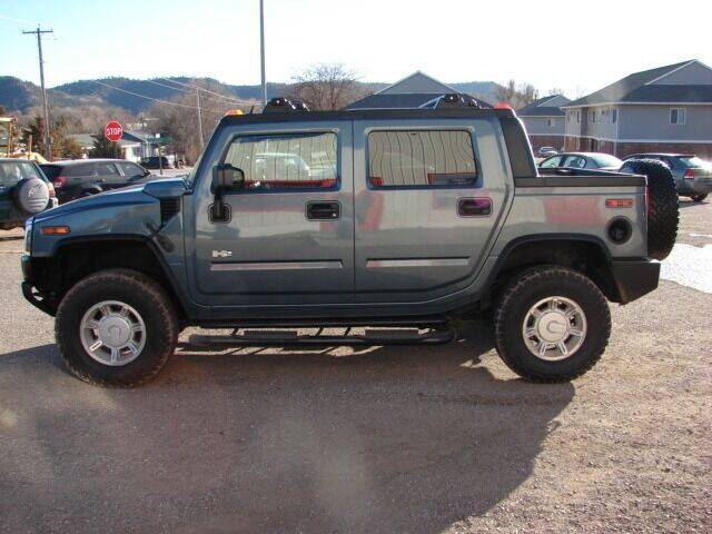 2005 HUMMER H2 SUT for sale at Bennett's Motorsports in Hot Springs SD