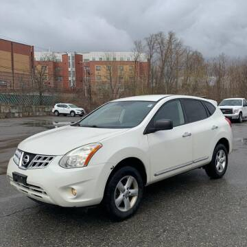 2012 Nissan Rogue for sale at MBM Auto Sales and Service in East Sandwich MA