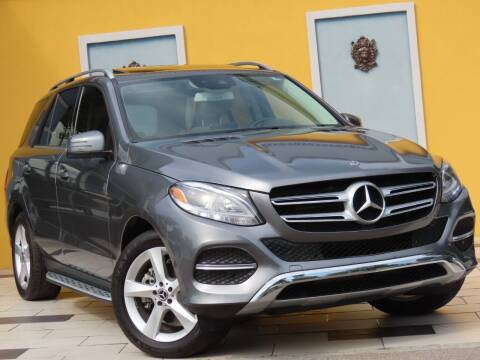 2018 Mercedes-Benz GLE for sale at Paradise Motor Sports LLC in Lexington KY