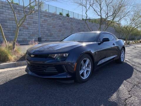 2016 Chevrolet Camaro for sale at AUTO HOUSE TEMPE in Tempe AZ