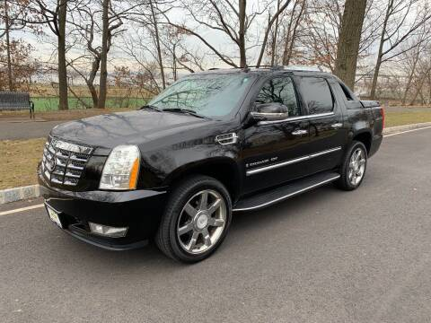 2008 Cadillac Escalade EXT for sale at Crazy Cars Auto Sale in Jersey City NJ
