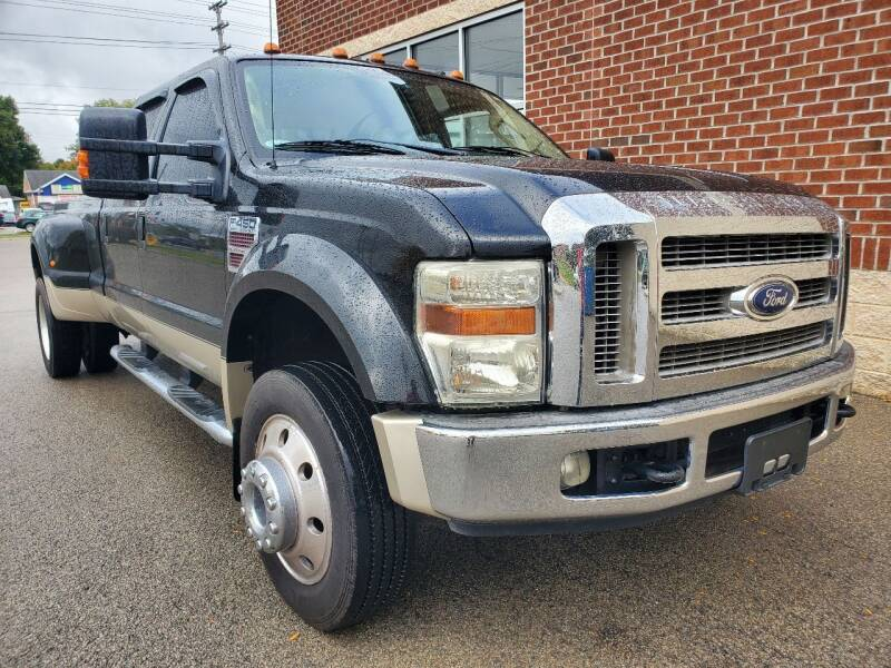 2008 Ford F-450 Super Duty for sale at Auto Pros in Youngstown OH