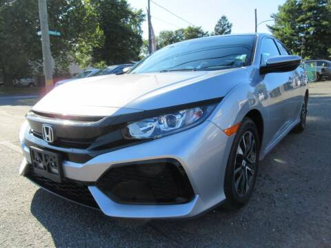 2019 Honda Civic for sale at PRESTIGE IMPORT AUTO SALES in Morrisville PA