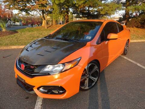 2014 Honda Civic for sale at TJ Auto Sales LLC in Fredericksburg VA