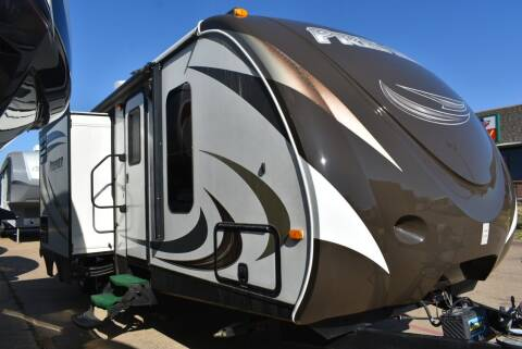 2014 Keystone Bullet Premier 268RB for sale at Buy Here Pay Here RV in Burleson TX