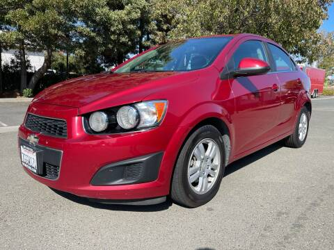 2014 Chevrolet Sonic for sale at 707 Motors in Fairfield CA