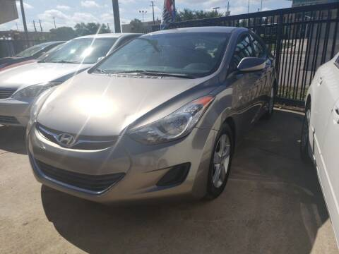2013 Hyundai Elantra for sale at Best Royal Car Sales in Dallas TX