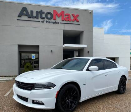 2015 Dodge Charger for sale at AutoMax of Memphis in Memphis TN