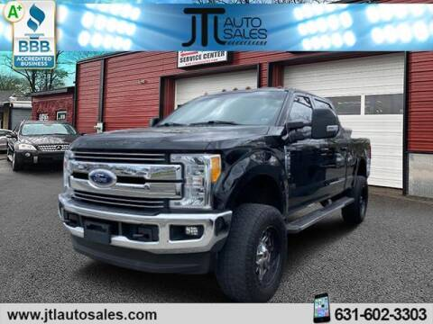 2017 Ford F-250 Super Duty for sale at JTL Auto Inc in Selden NY