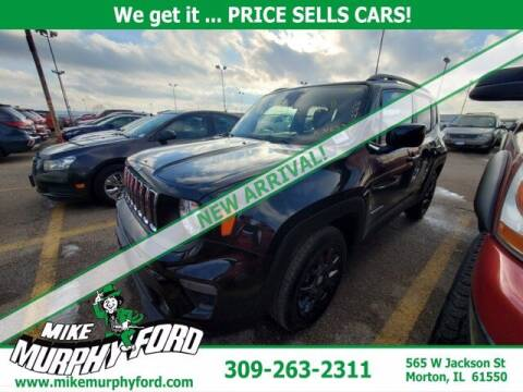 2019 Jeep Renegade for sale at Mike Murphy Ford in Morton IL