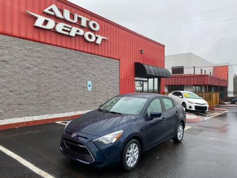 2017 Toyota Yaris iA for sale at Auto Depot of Madison in Madison TN