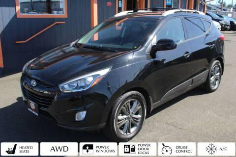2015 Hyundai Tucson for sale at Sabeti Motors in Tacoma WA