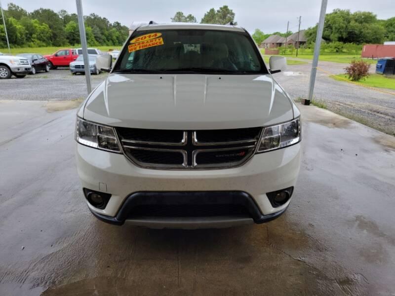 2014 Dodge Journey for sale at Auto Guarantee, LLC in Eunice LA