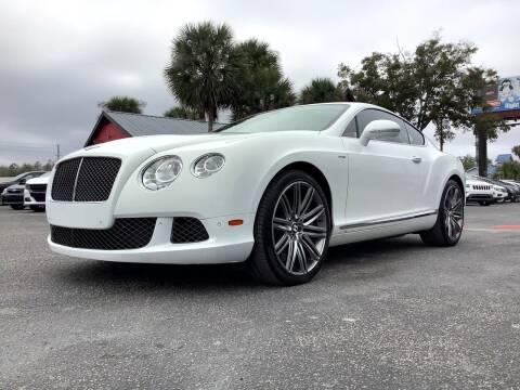 2014 Bentley Continental for sale at Orlando Auto Connect in Orlando FL