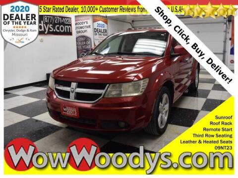 2009 Dodge Journey for sale at WOODY'S AUTOMOTIVE GROUP in Chillicothe MO
