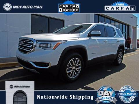 2019 GMC Acadia for sale at INDY AUTO MAN in Indianapolis IN