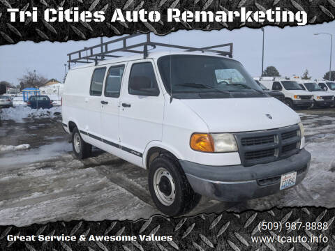 2001 Dodge Ram Cargo for sale at Tri Cities Auto Remarketing in Kennewick WA