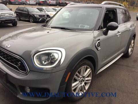 2017 MINI Countryman for sale at J & M Automotive in Naugatuck CT